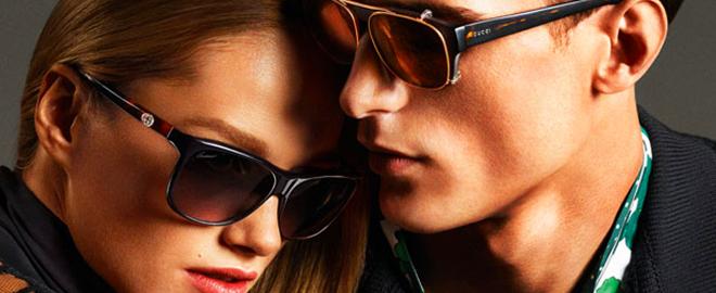 משקפי שמש gucci לגברים