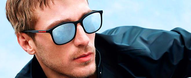 משקפי שמש prada לגברים