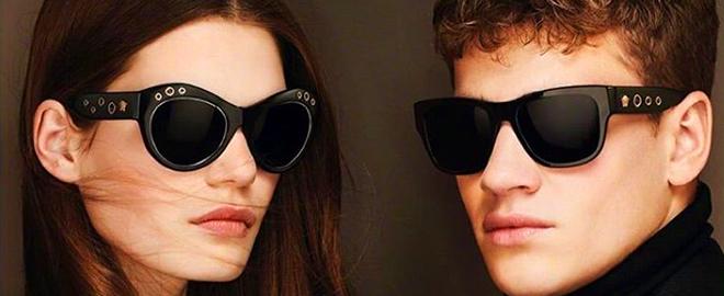 משקפי שמש versace לגבר